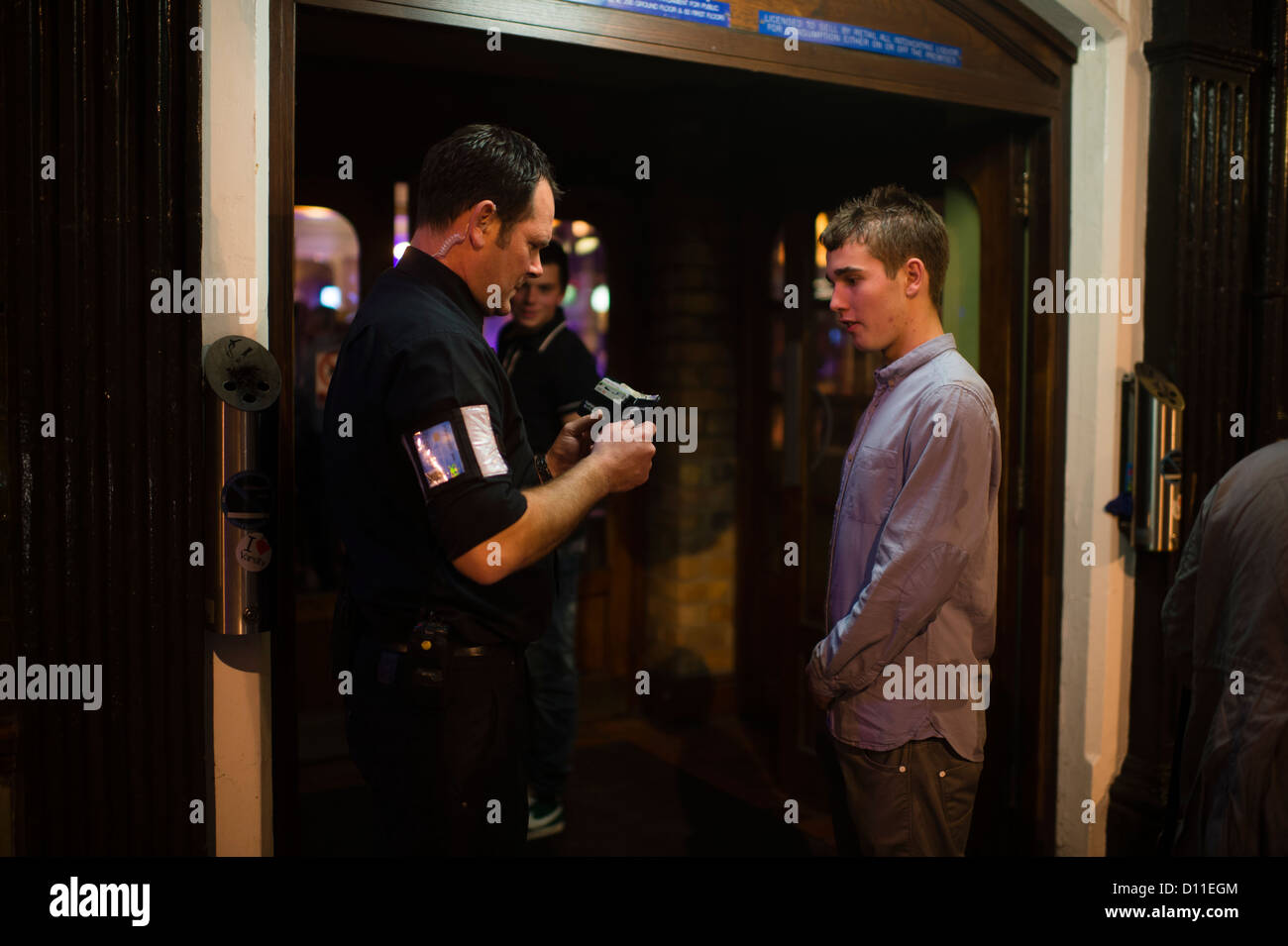 bouncer doorman stock photos bouncer doorman stock images alamy