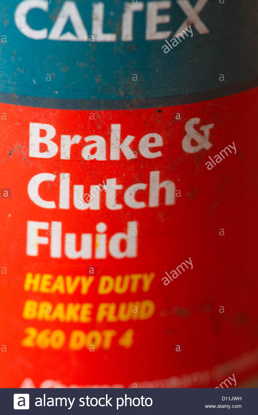 Brake And Clutch Fluid Stock Photos & Brake And Clutch Fluid
