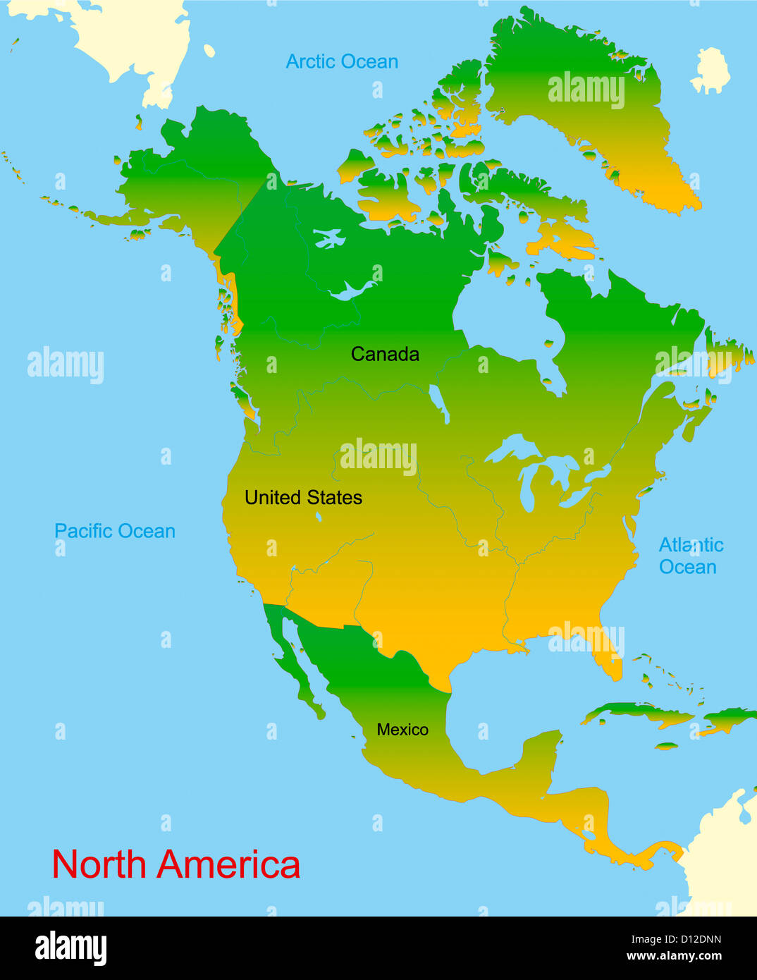 map of north america continent Stock Photo: 52300465 - Alamy Map Of American Continent on atlantic ocean, map of chile, voyages of christopher columbus, map of electromagnetic spectrum, map of america, map of american tribe, map of mexico, western hemisphere, map of american country, map of american states, map of ecuador, map of new madrid fault zone, central america continent, pacific ocean, native americans in the united states, christopher columbus, map of american culture, map of american colony, map of colombia, map of florida, map of american race, map of american history, united states of america, indigenous peoples of the americas, south america continent, map of american english, history of the americas, map of american plateau, map of europe,