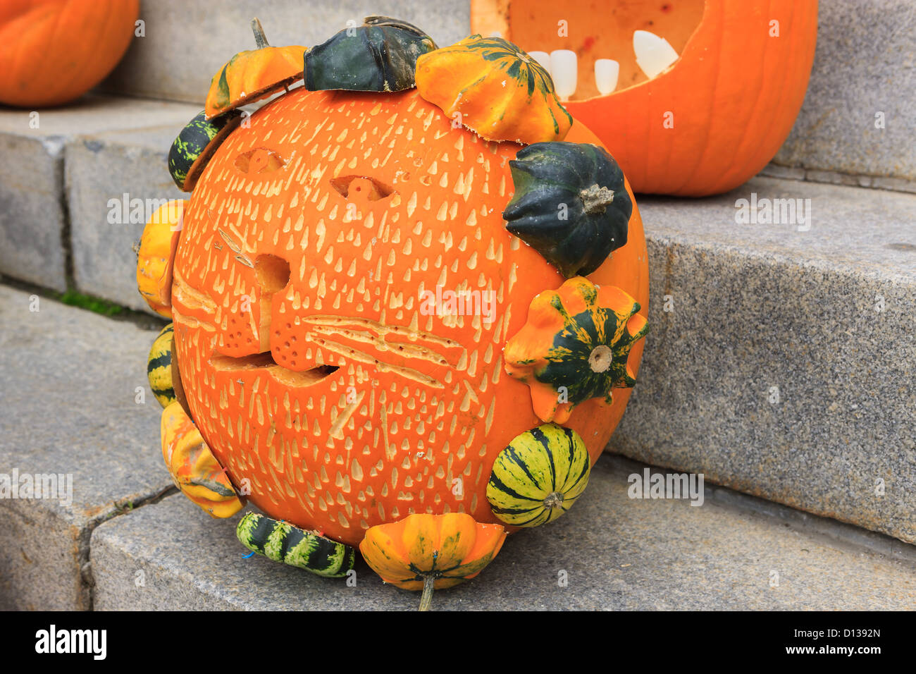 Halloween is near and you ve probably seen some awesome pumpkin