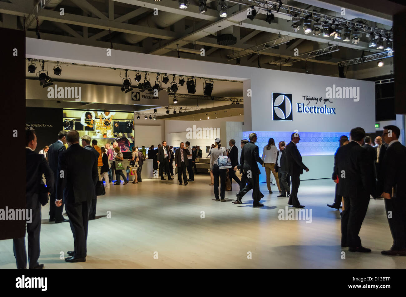 D Printing Exhibition Berlin : Electrolux stock photos images alamy