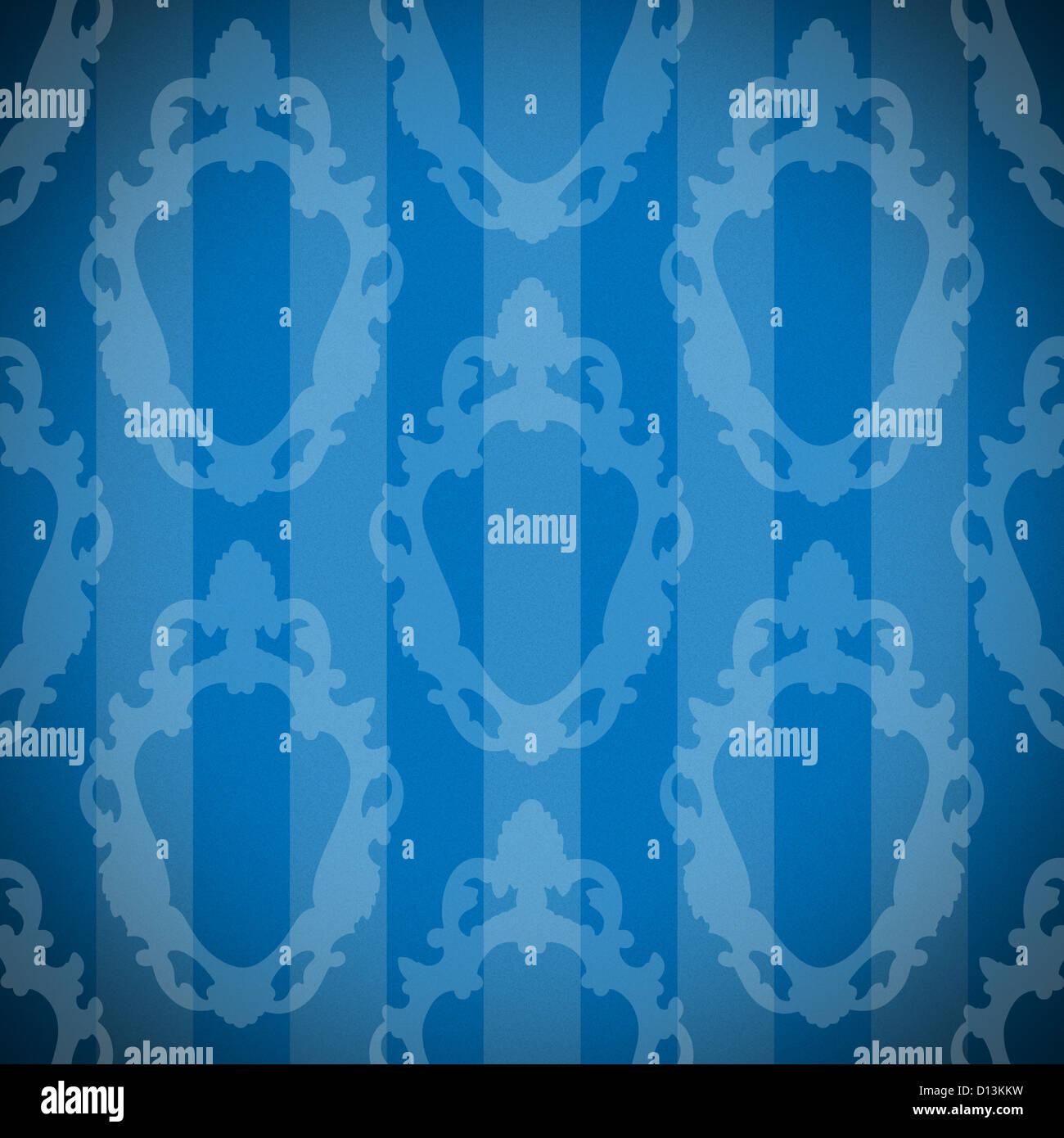 wallpaper pattern - Stock Image