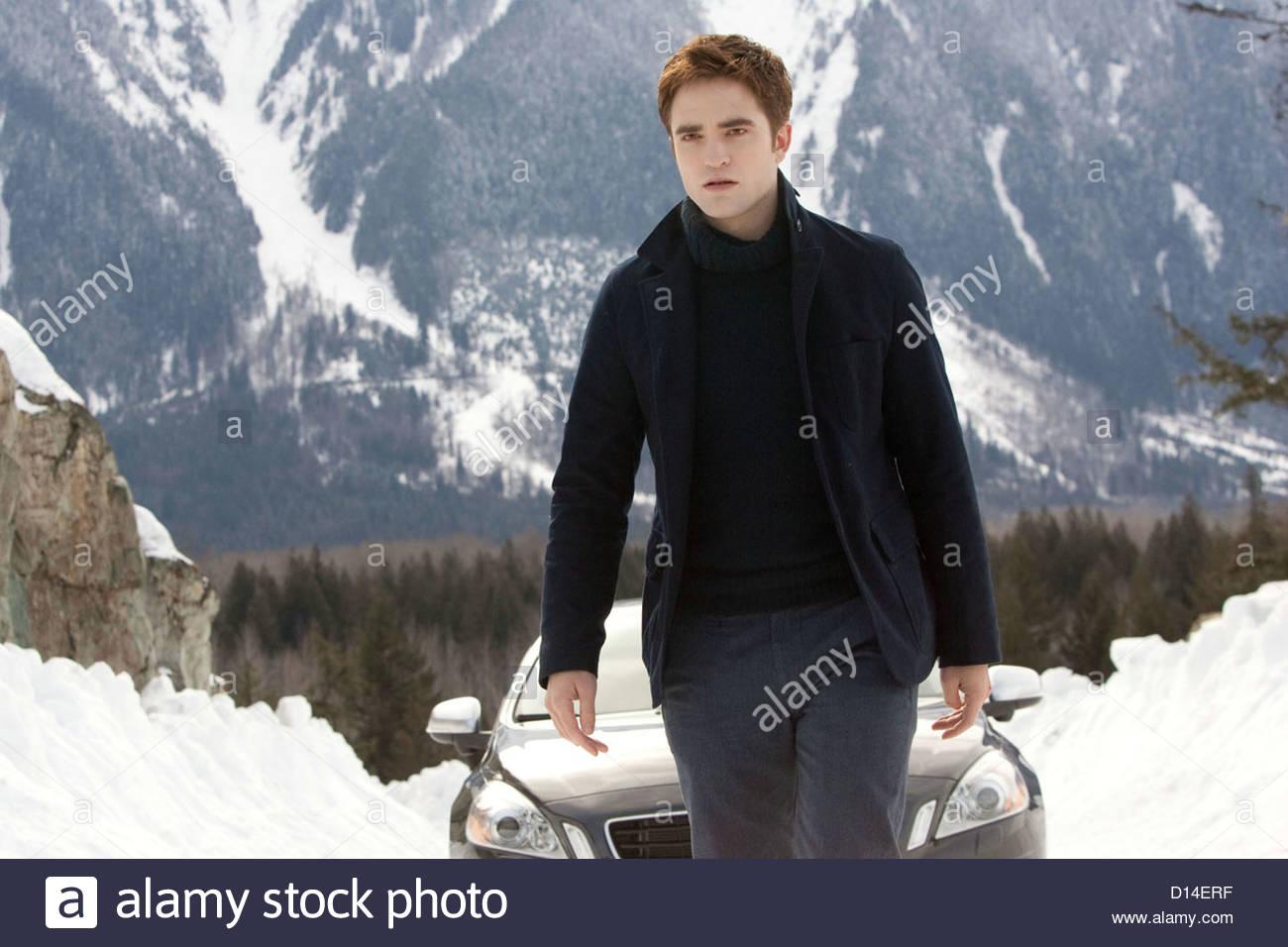 The Twilight Saga Breaking Dawn Part 2 2012 Robert Pattinson Bill Stock Photo Alamy