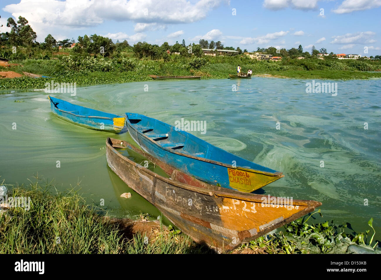 Lake Victoria Fishing Uganda Stock Photos & Lake Victoria Fishing ...