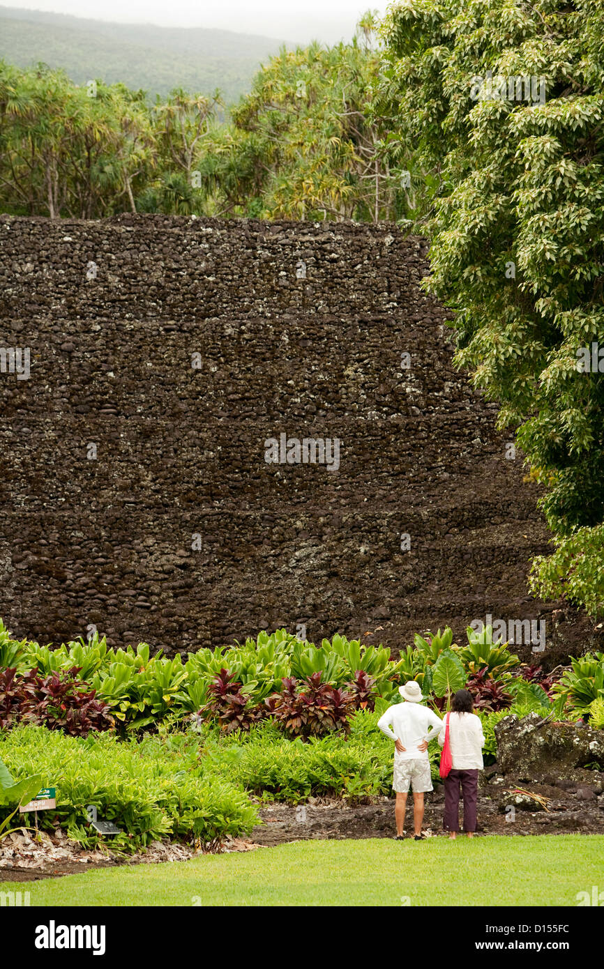 Kahanu Garden Stock Photos & Kahanu Garden Stock Images - Alamy