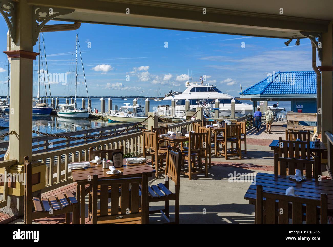 Brett S Waterway Cafe Amelia Island