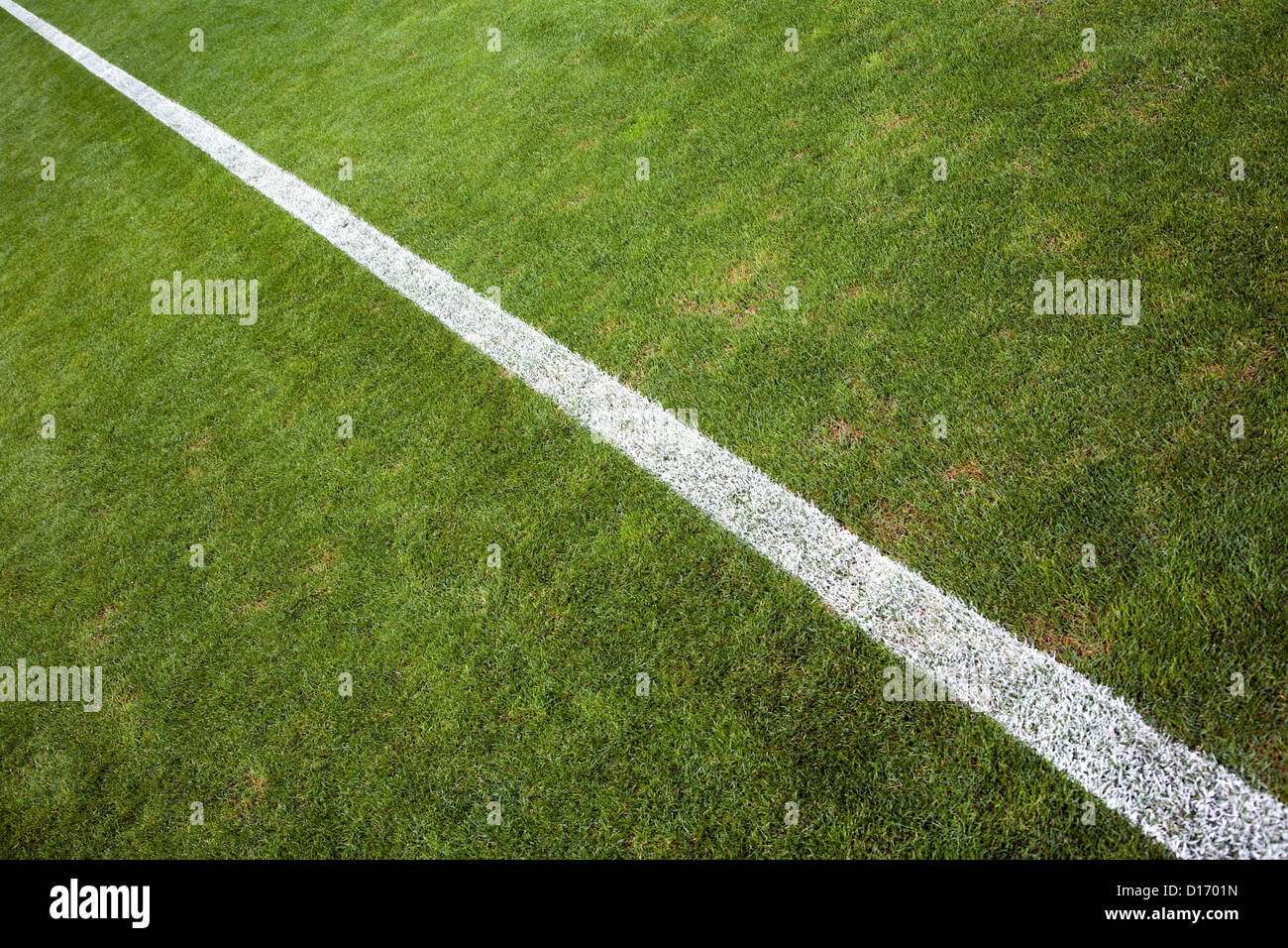 Seville, Spain, lateral line diagonally - Stock Image