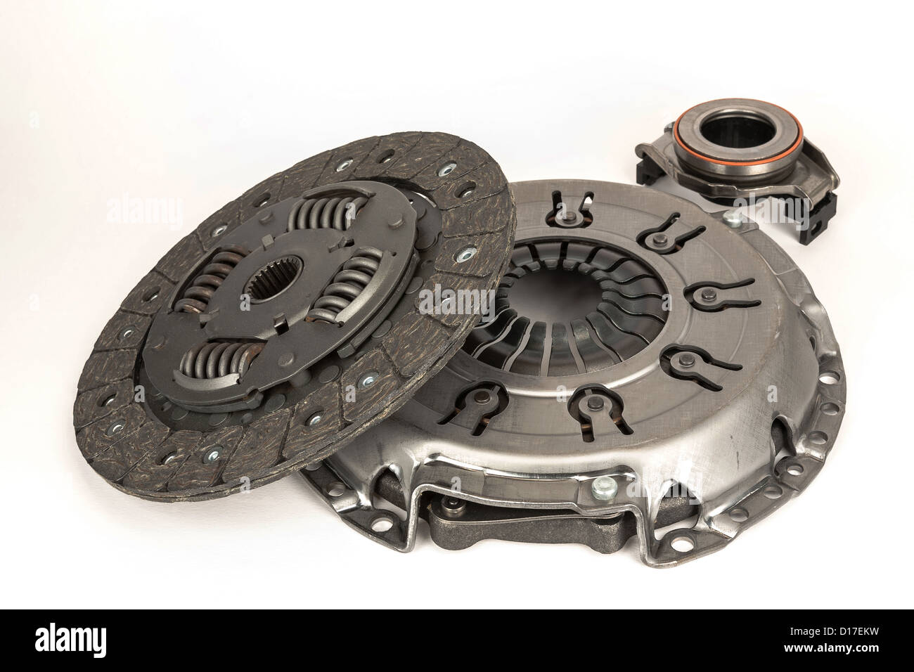 Clutch kit - Stock Image