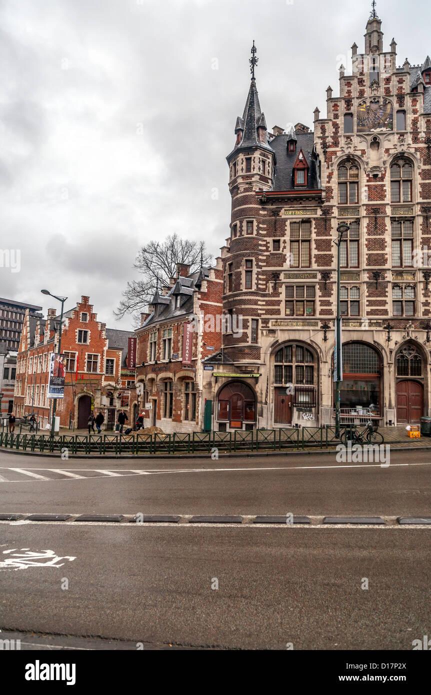 brussels,belgium Stock Photo