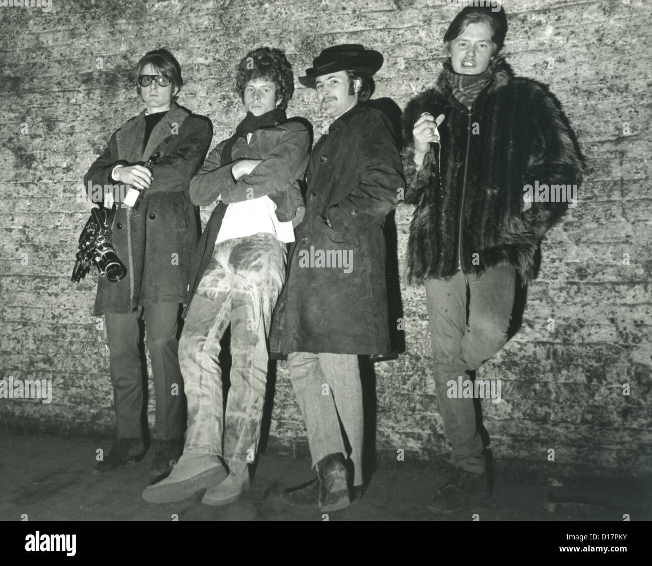 50e74d64bea THE BYRDS US pop group in London