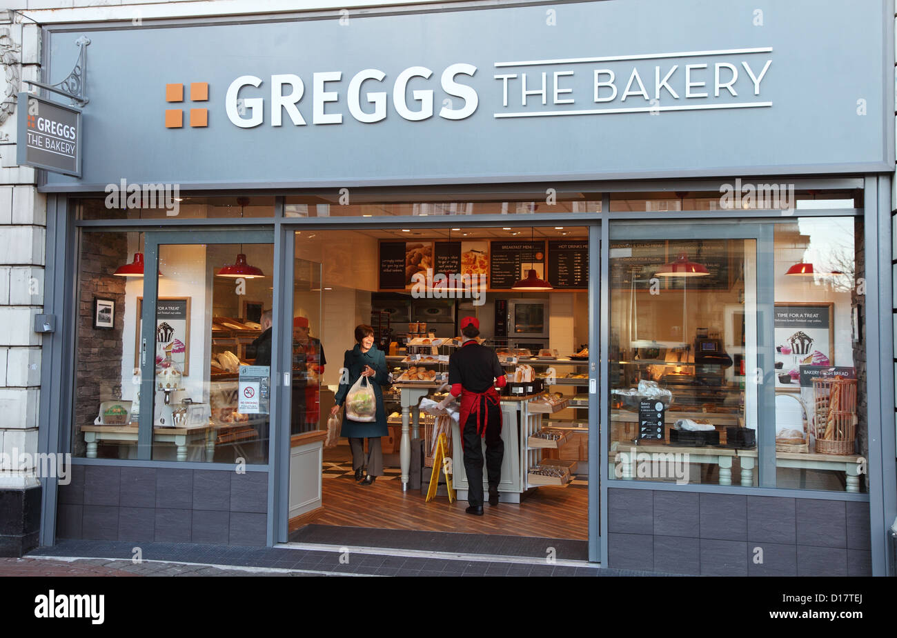 Greggs Bakery Stock Photos Amp Greggs Bakery Stock Images