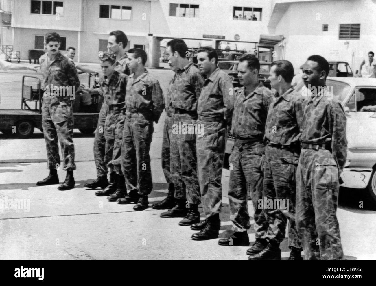 a history of the bay of pigs invasion The bay is historically important for the failed bay of pigs invasion of 1961 former cuban president fidel castro owned a private island with twenty mansions, a.