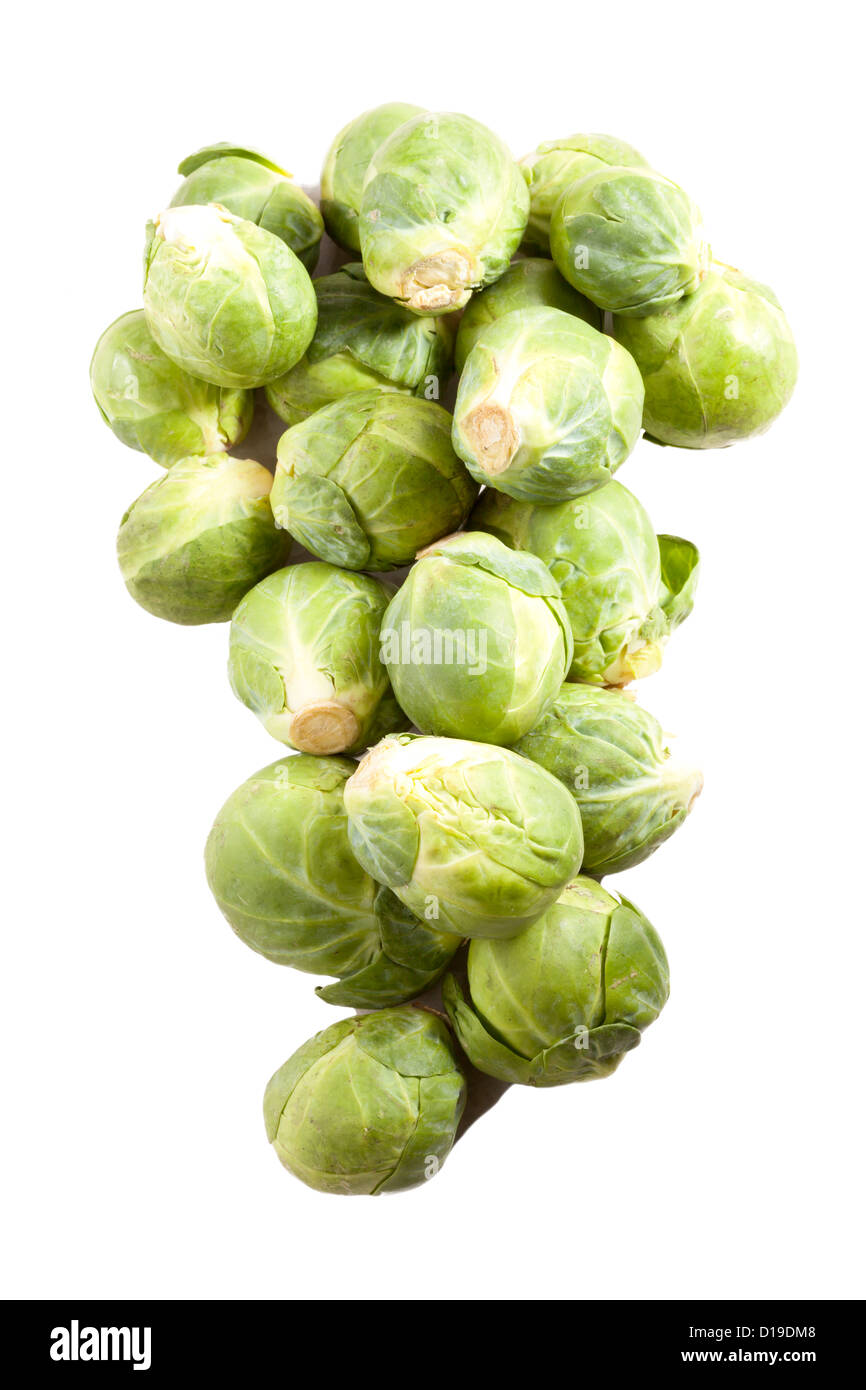 Brussels sprouts - Stock Image