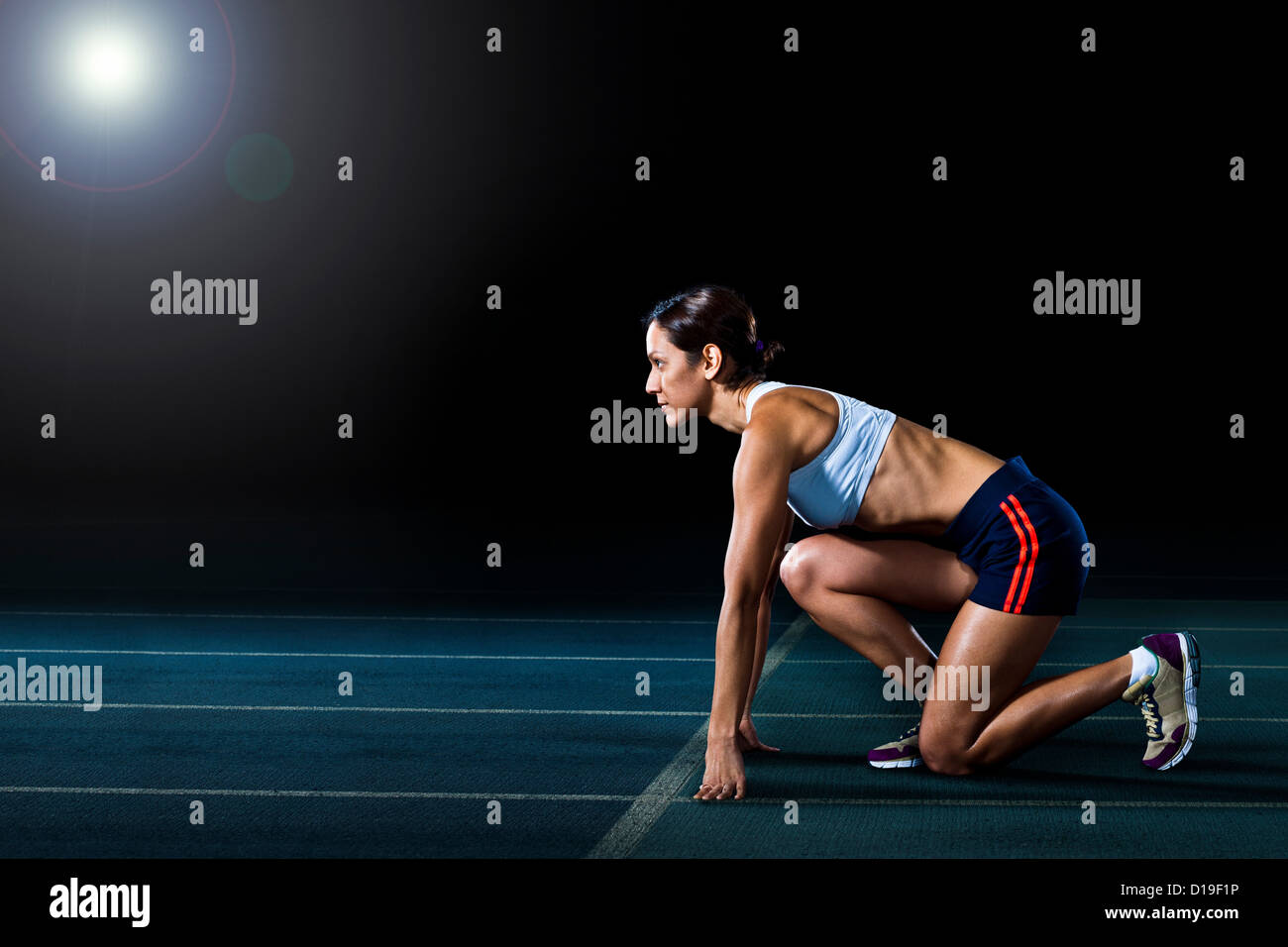 running position stock photos running position stock images alamy