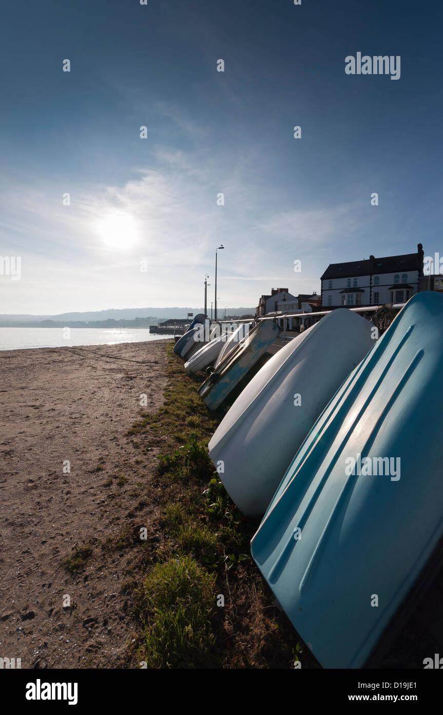 Rhos On Sea North Wales - Stock Image