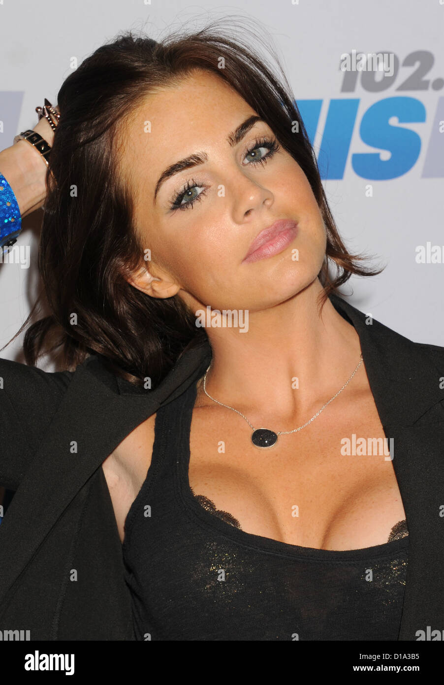 JILLIAN MURRAY  US film actressin December 2012. Photo Jeffrey Mayer - Stock Image