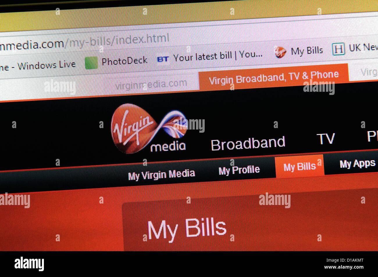 Virgin media phone bills agree, remarkable