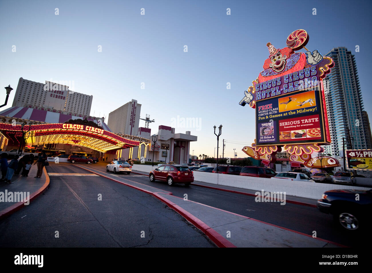 circus circus casino and hotel las vegas