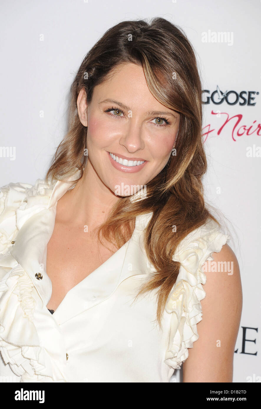 JILL  WAGNER  US TV personality in December 2012. Photo Jeffrey Mayer - Stock Image