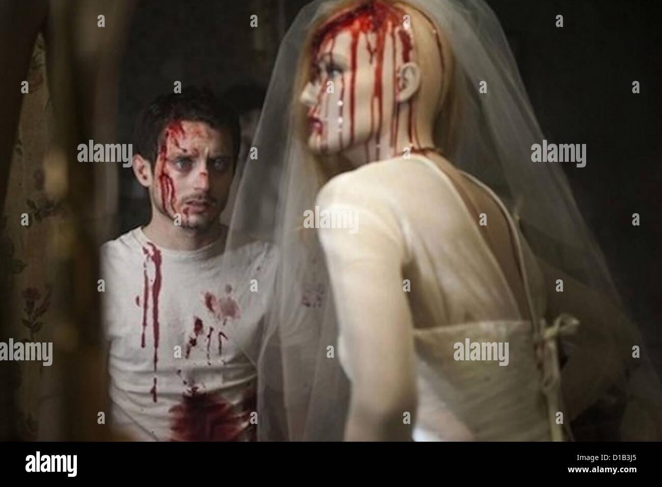 MIDNIGHT'S MANIAC 2013 IFC film with Elijah Wood as Frank - Stock Image