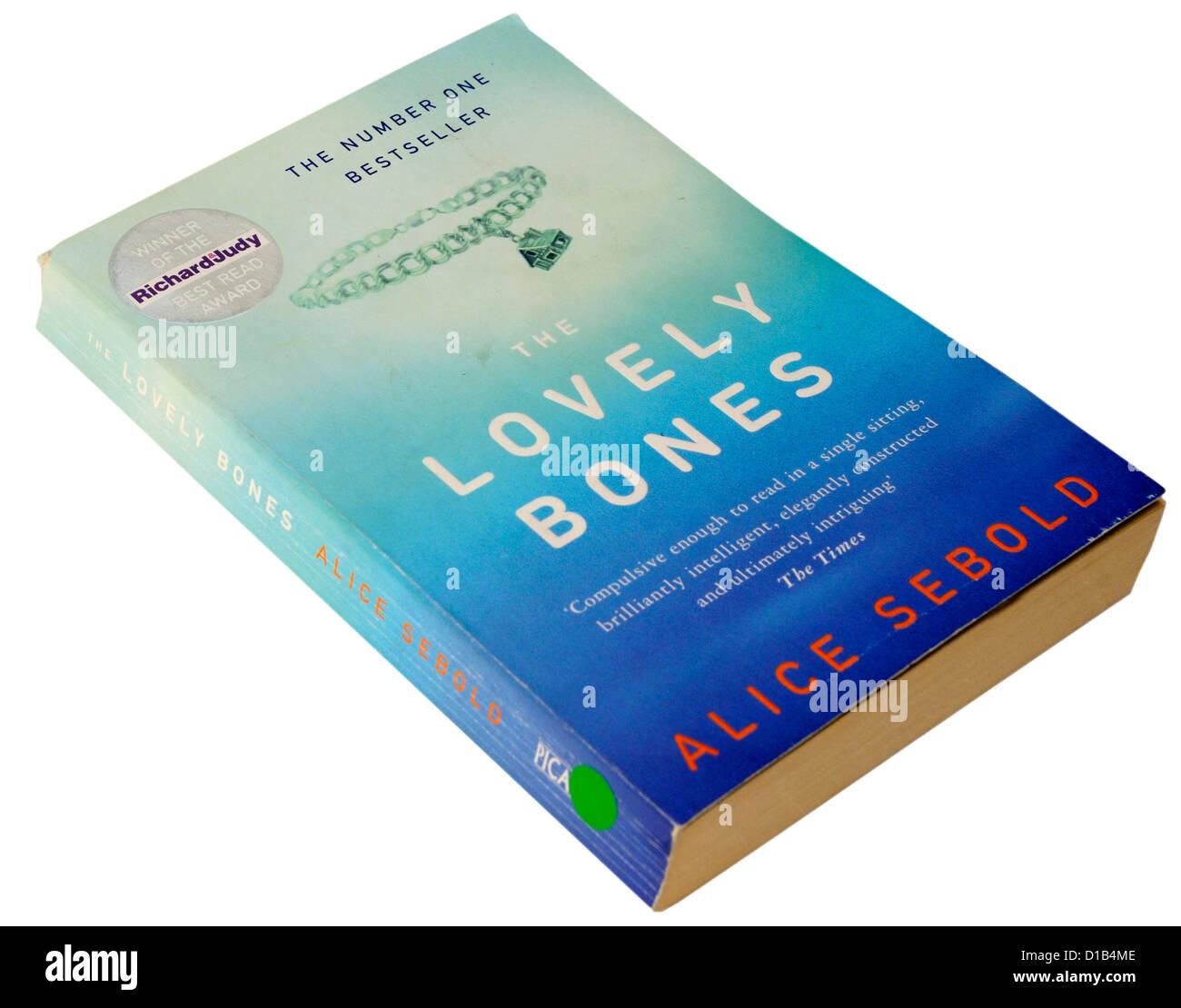 The Lovely Bones by Alice Sebold - Stock Image