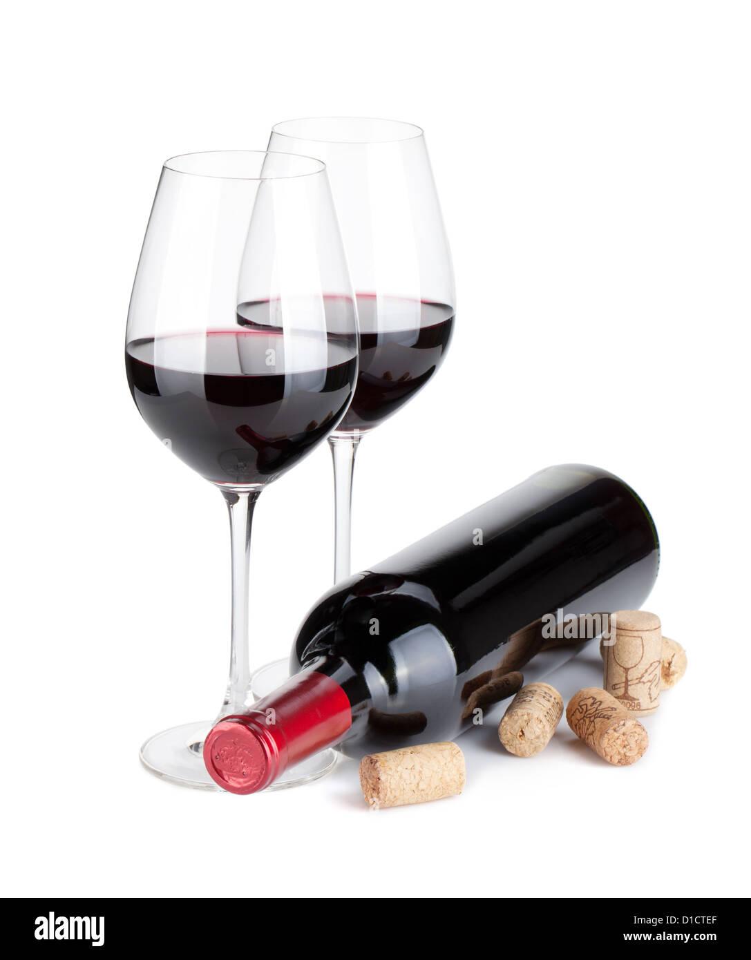 93e232ac53497e Red wine glasses