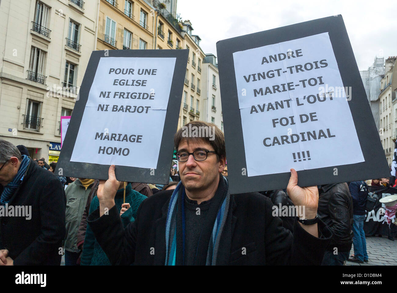 Luc romann le marriage homosexual marriage