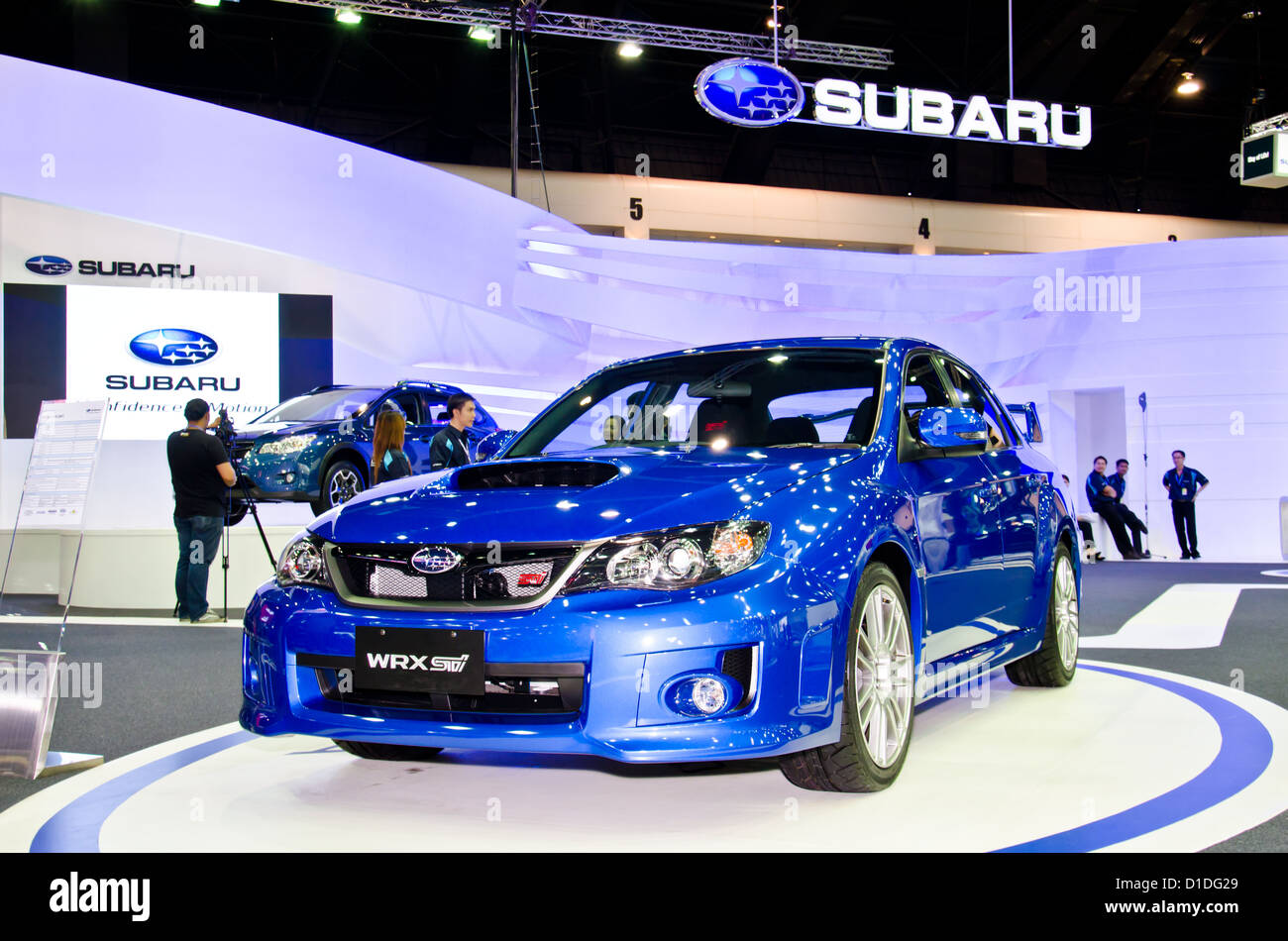 Wrx stock photos wrx stock images alamy for National motor club compensation plan