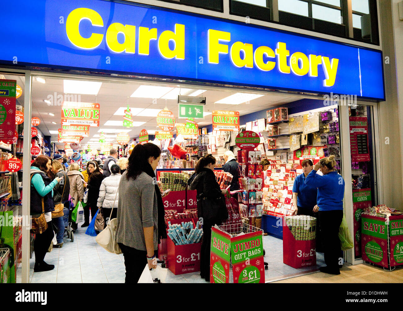 e14933a1f865 The Card factory card shop store