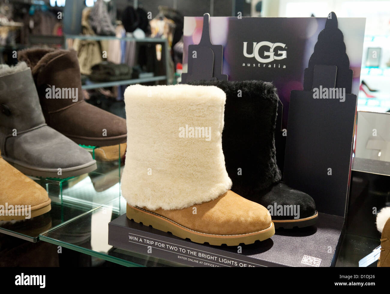 15ecb414cae Ugg boots for sale in a Debenhams store selling Uggs, MK centre ...