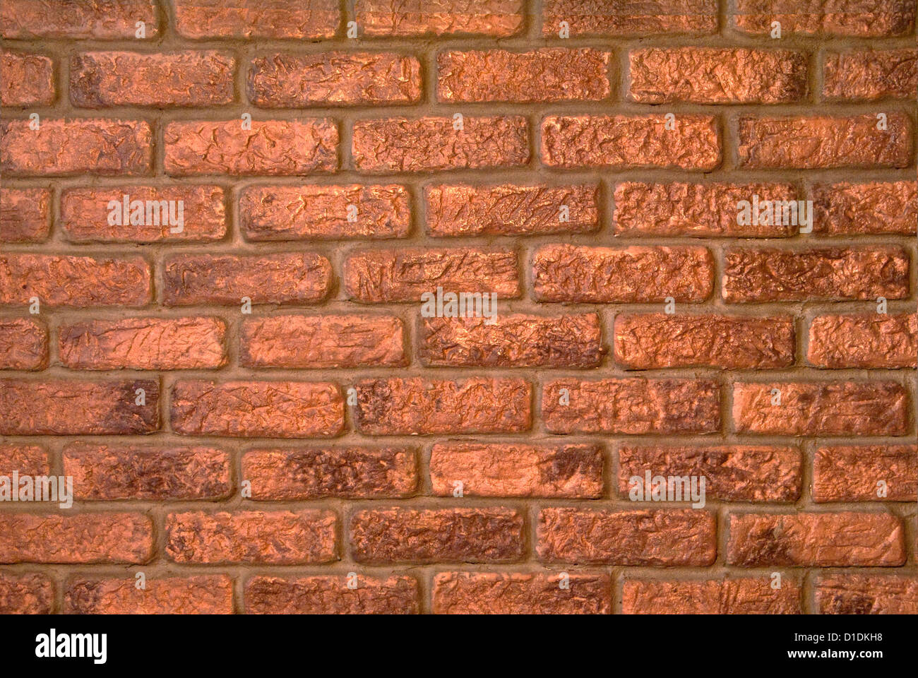 Muro de ladrillo caravista stock photo 52546516 alamy - Ladrillo visto precio ...