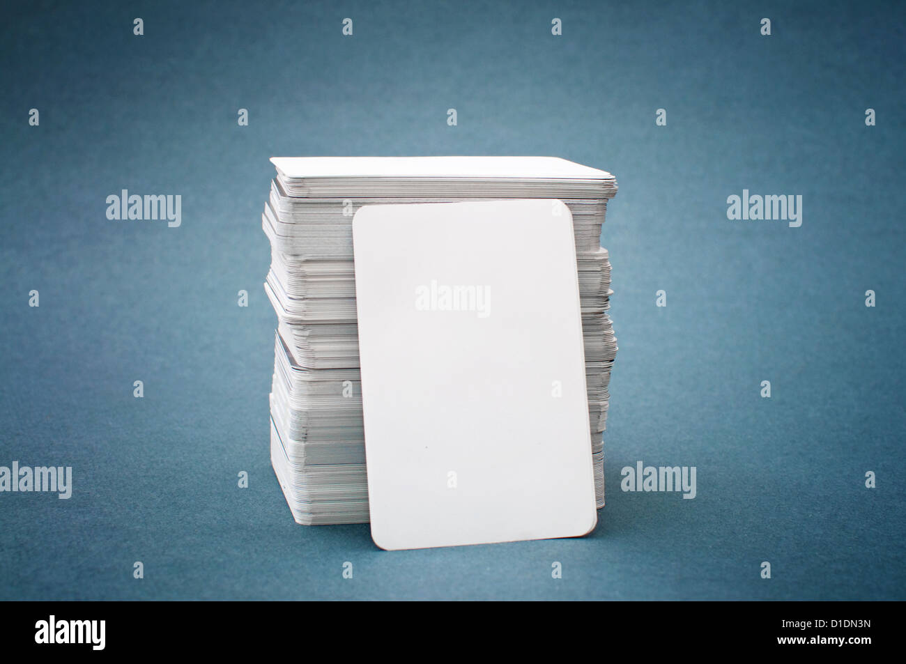 The pile of blank business cards lays propped up another business the pile of blank business cards lays propped up another business card colourmoves