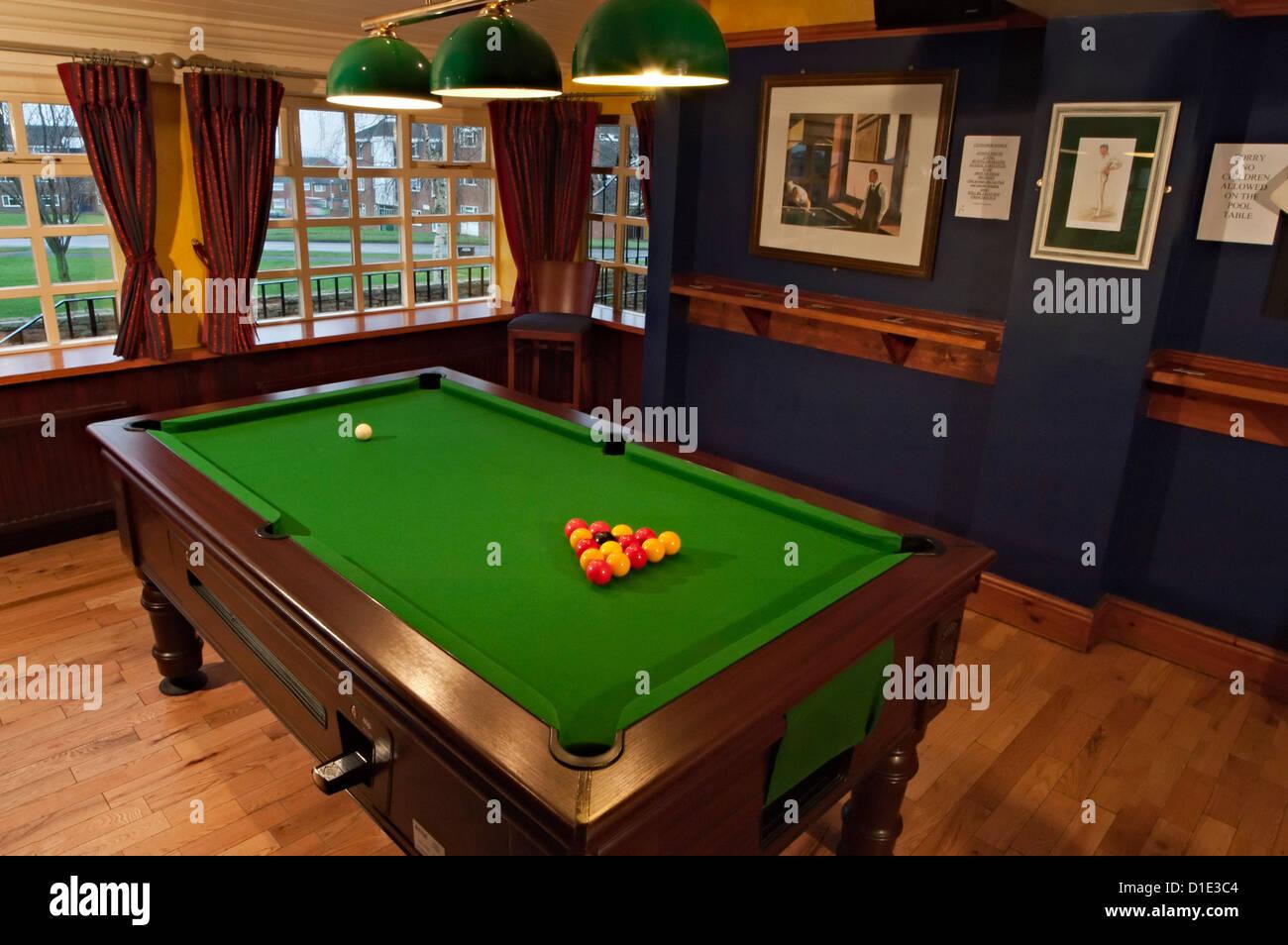 Superb The Holme Hall Pool Table Pub Bar