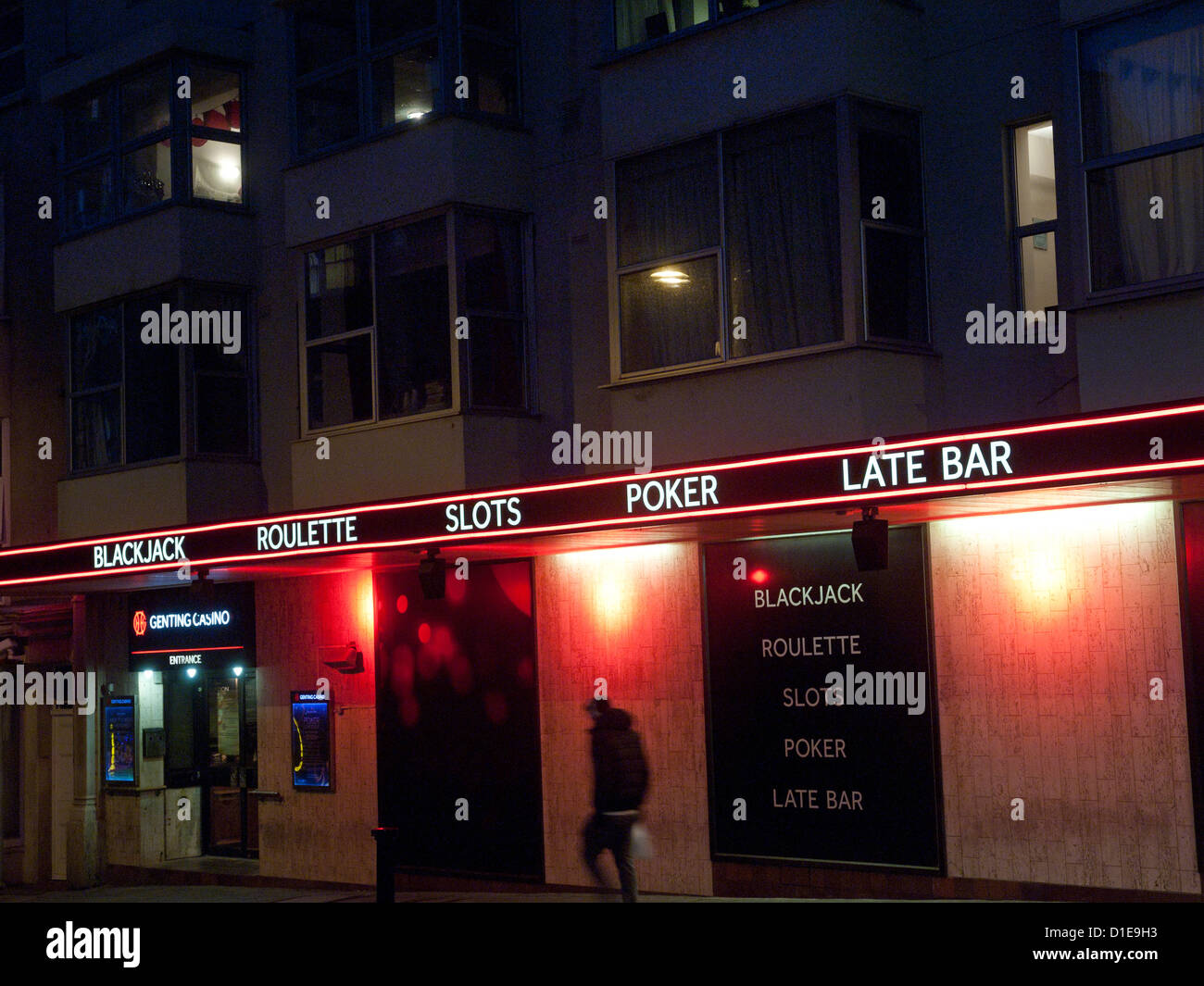 Casino In England High Resolution Stock Photography And Images Alamy