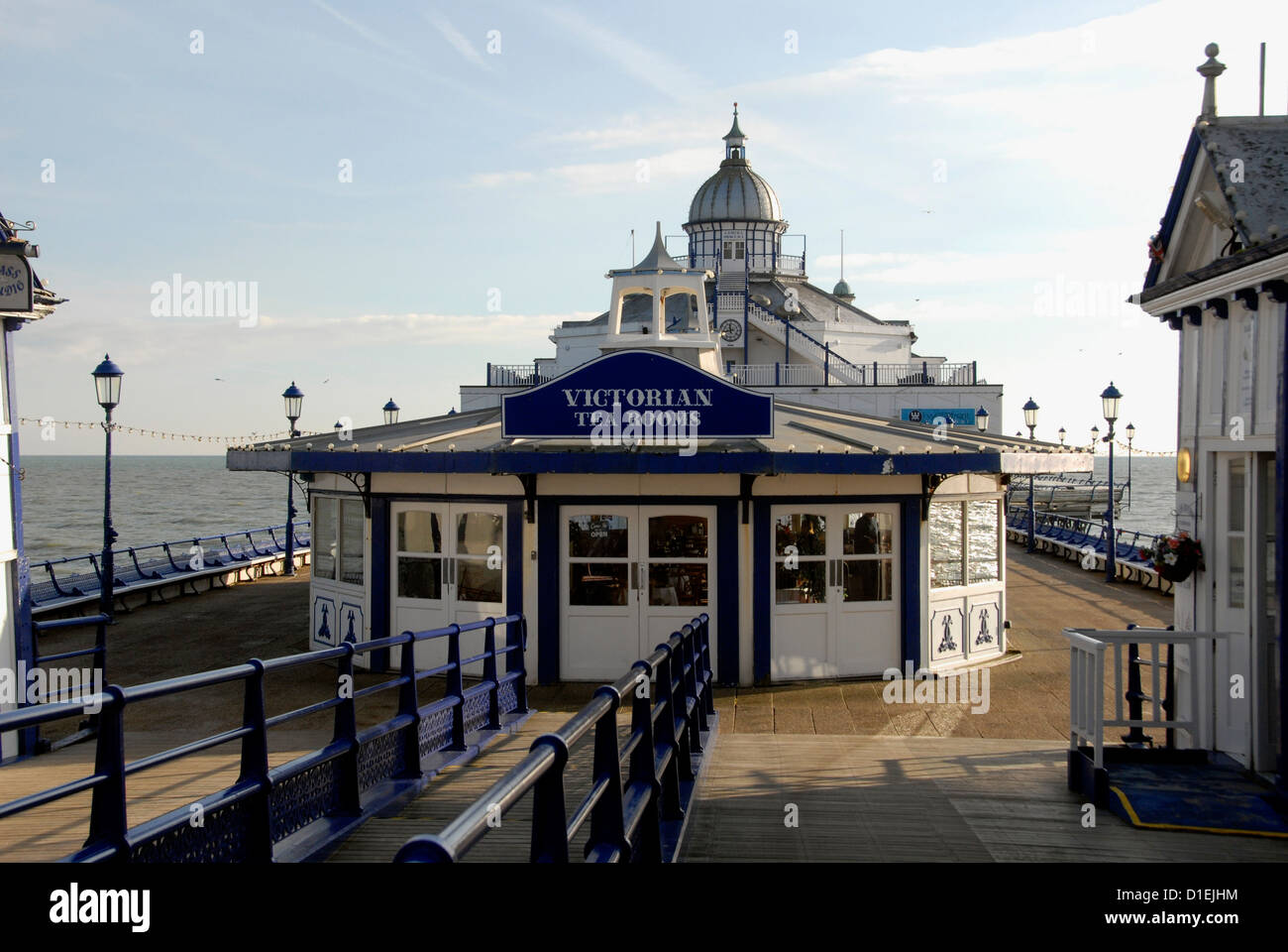 Victorian Tea Rooms Eastbourne