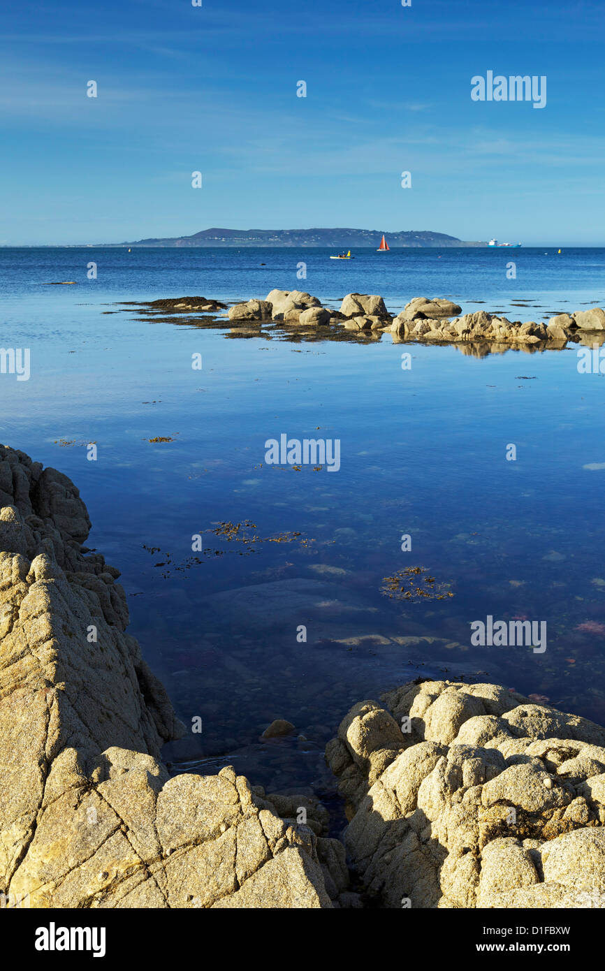 Howth Island, Dublin, County Dublin, Republic of Ireland, Europe Stock Photo
