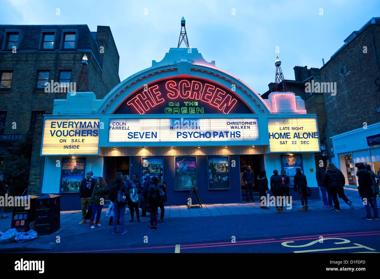 size 40 24dfe 48b95 The Screen on the Green Cinema, Upper Street, Islington, London, England, UK