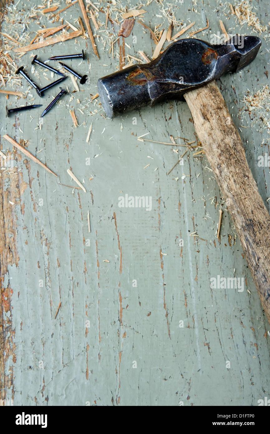 Black Nails Stock Photos & Black Nails Stock Images - Alamy