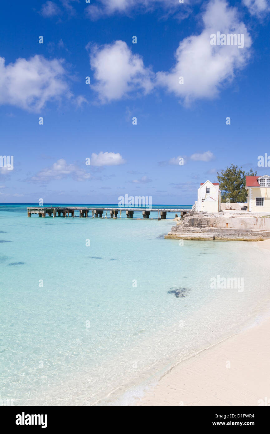 Columbus Landfall National Park, Grand Turk Island, Turks and Caicos Islands, West Indies, Caribbean, Central America - Stock Image