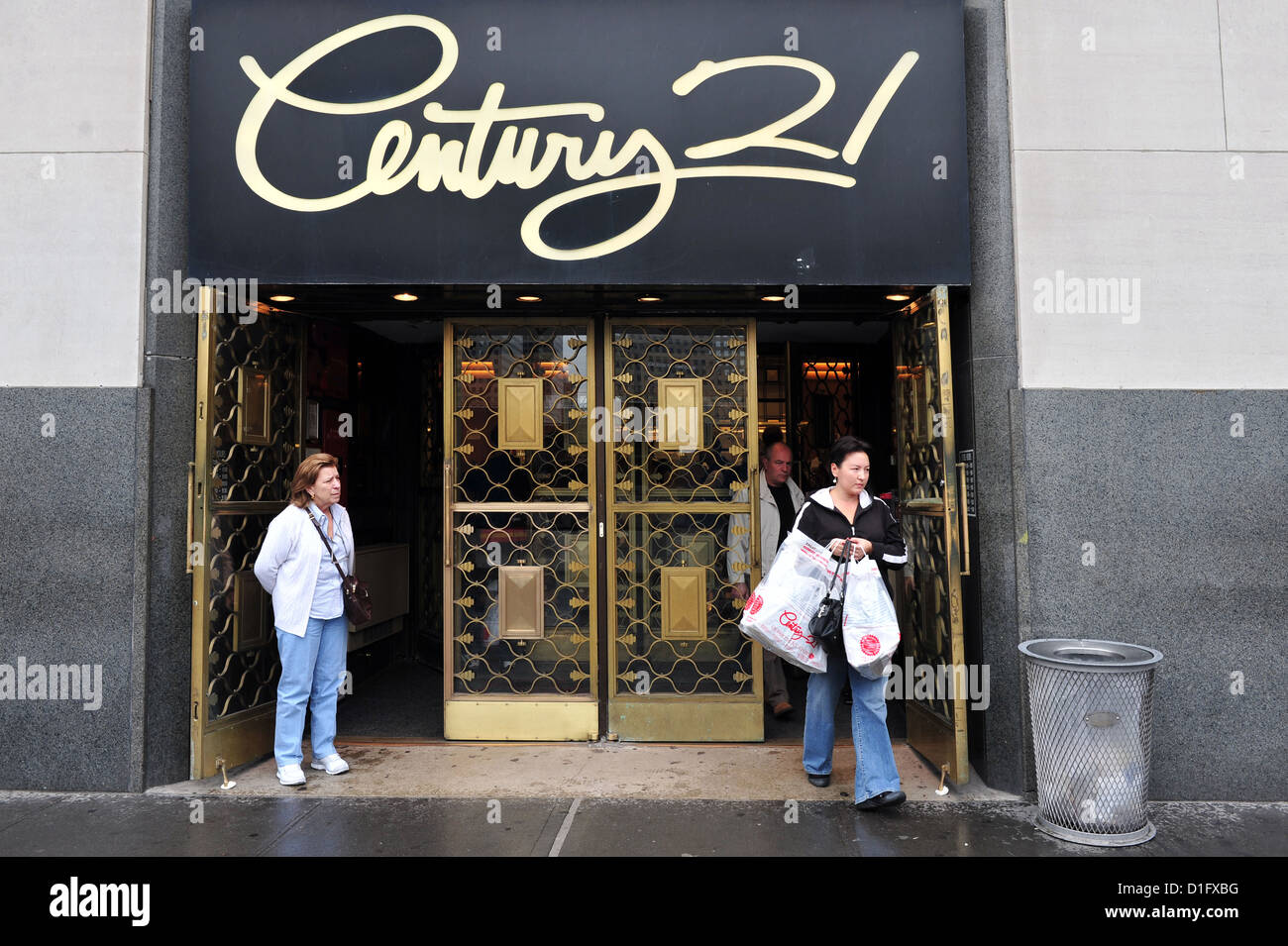 Century 21 clothing store new york city