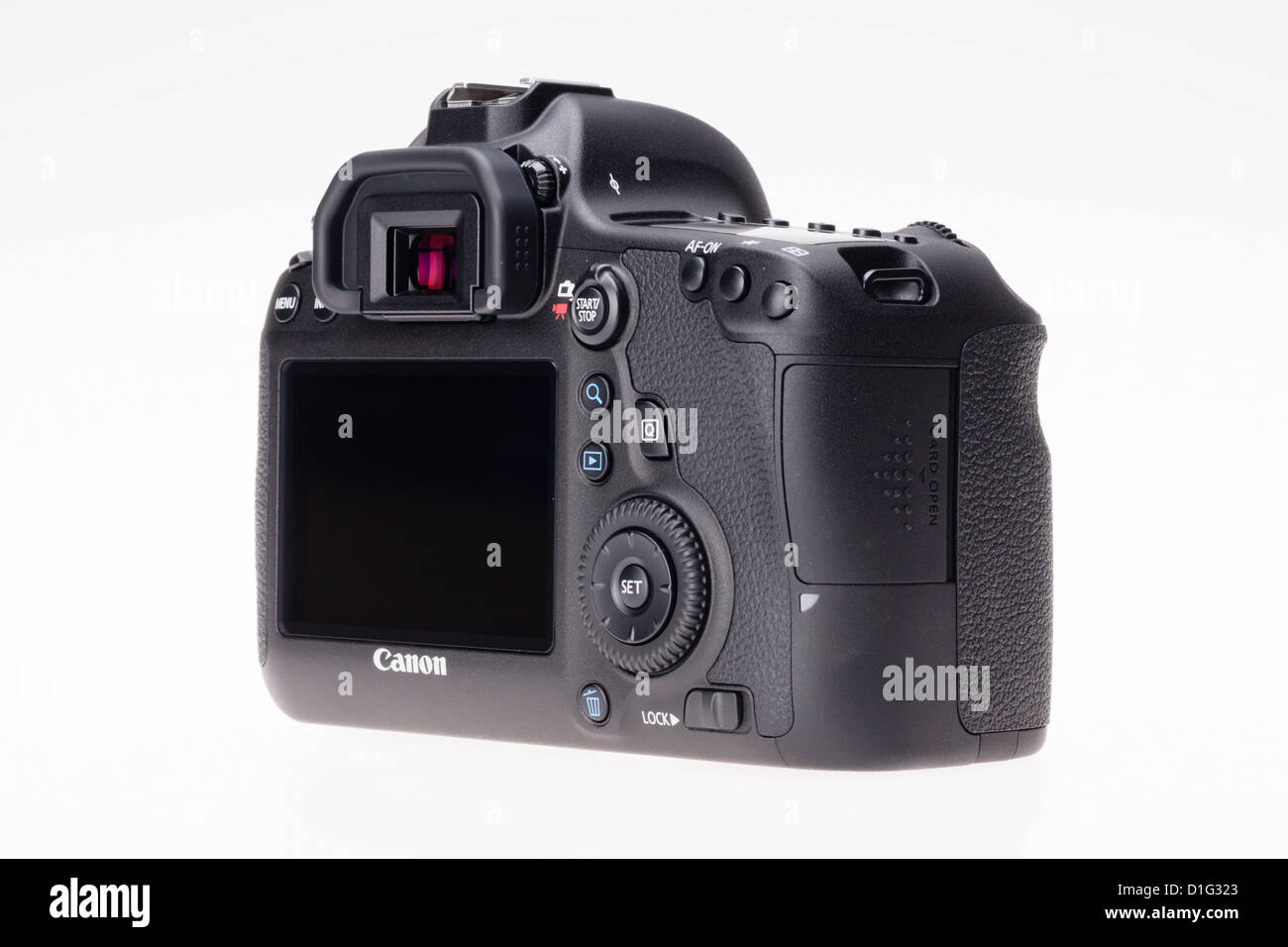 Photographic equipment - Canon EOS 6D full frame DSLR, budget price ...