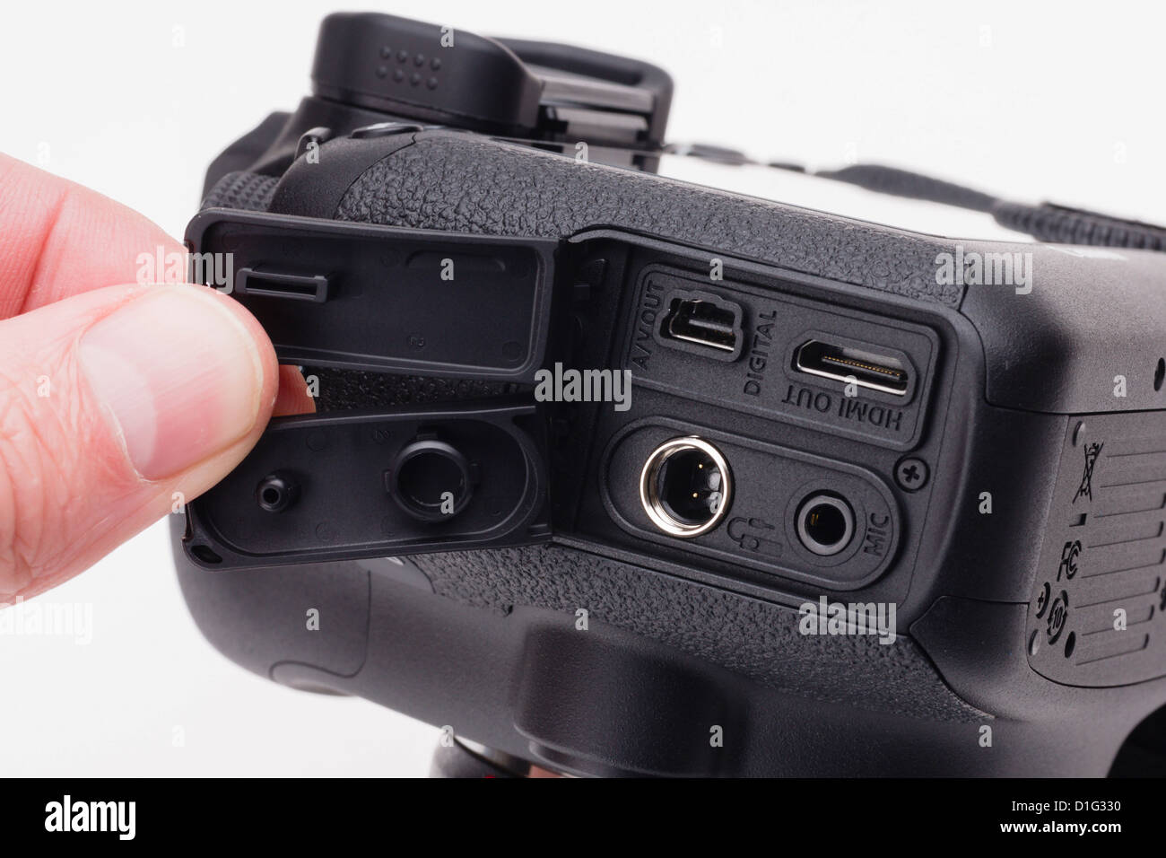 Canon EOS 6D full frame DSLR, budget price. Interfaces for remote ...