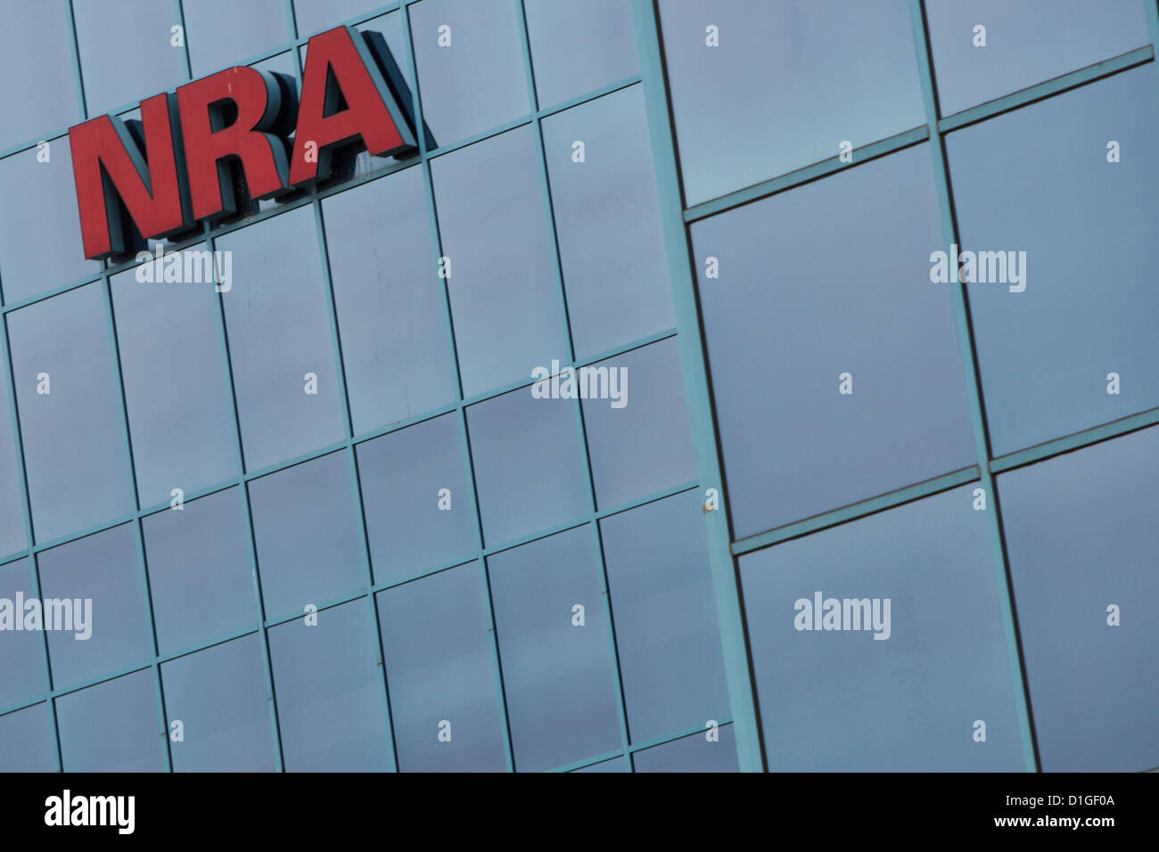 The headquarters of the National Rifle Association, also known as the NRA.  - Stock Image