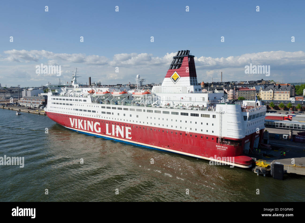 Viking Line Chat