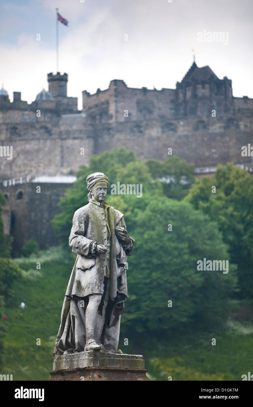 Edinburgh Statues Stock Photos Amp Edinburgh Statues Stock
