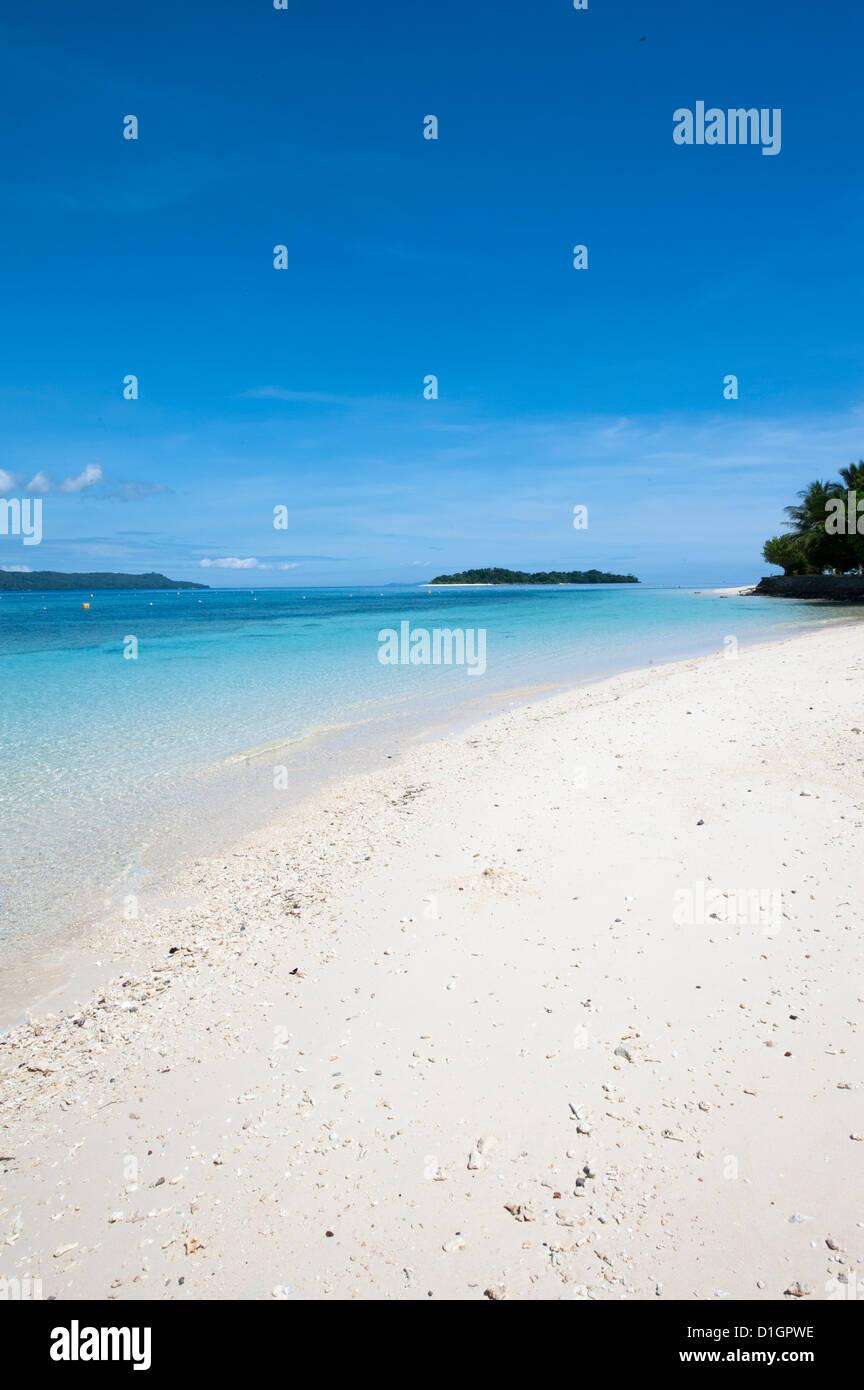 Beach, Manado, Sulawesi, Indonesia, Southeast Asia, Asia - Stock Image