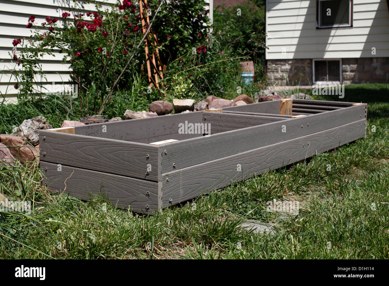 Raised Bed Diy Stock Photos Raised Bed Diy Stock Images