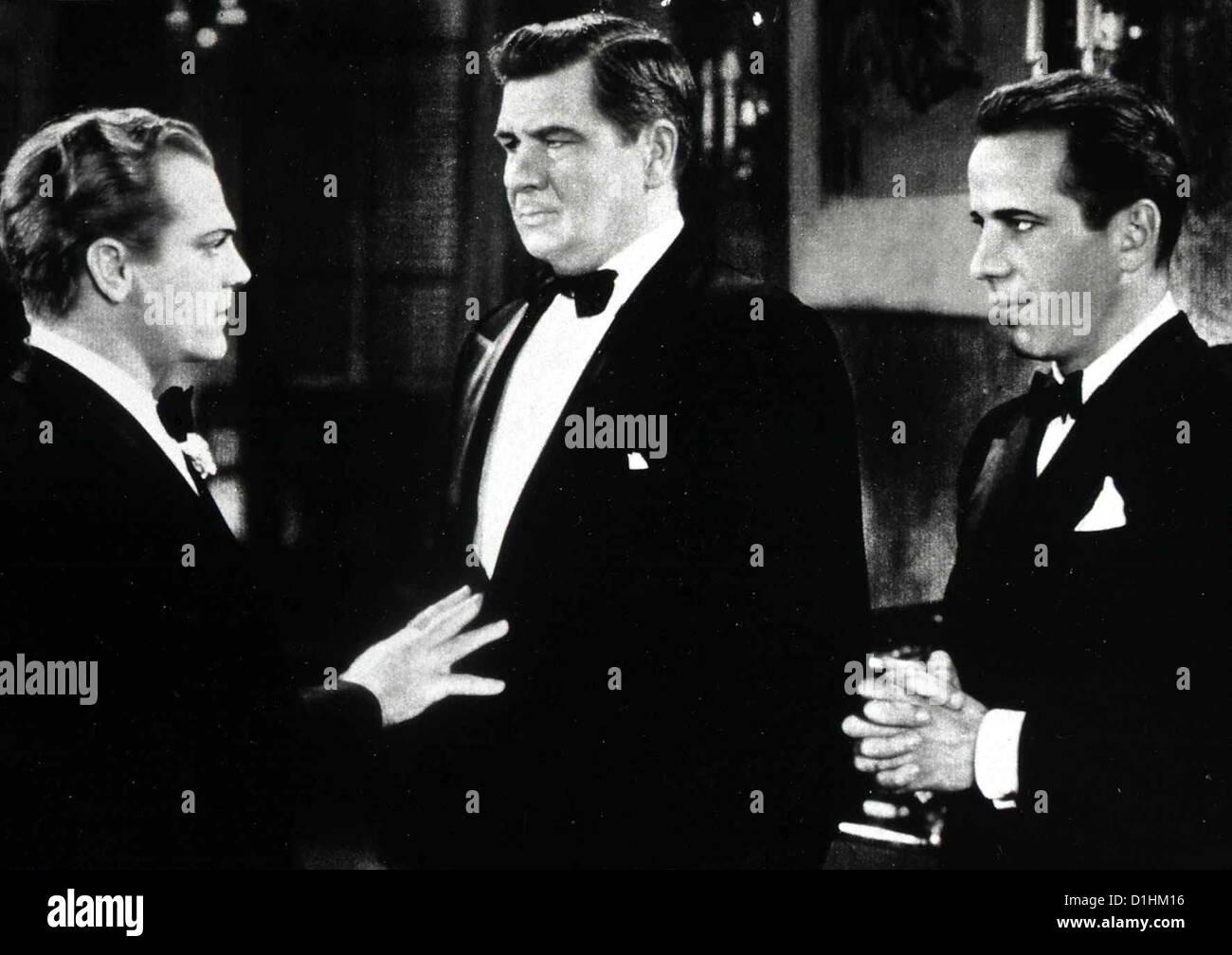 Chicago - Engel Mit Schmutzigen Gesichtern  Angels Dirty Faces  James Cagney, George Bancroft, Humphrey Bogart *** Stock Photo