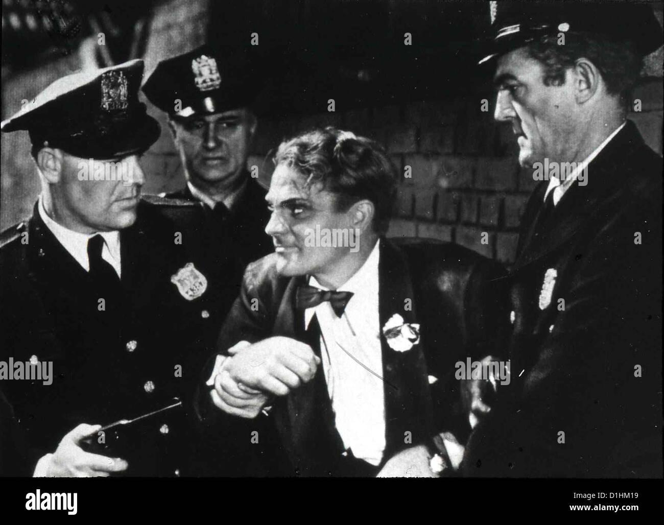 Chicago - Engel Mit Schmutzigen Gesichtern   Angels With Dirty Faces   James Cagney (m) *** Local Caption *** 1938 Stock Photo