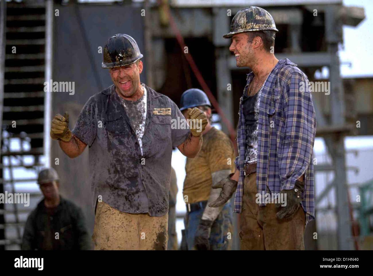 Armageddon - Das Juengste Gericht Armageddon Bruce Willis, Ben Stock